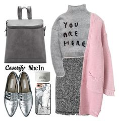 """""""~shein.com~"""" by thefashionaccounts ❤ liked on Polyvore featuring Casetify and Byredo"""
