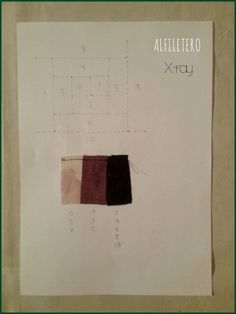 Alfiletero X-ray DISEÑO COMPOSICIÓN