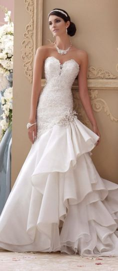 Aliexpress.com : buy 2015 new style mermaid appliques and draped corset wedding dresses lace beaded white/ivory bridal gown backlesss custom made new from reliable wedding dresses suppliers on wg