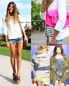 5 mezclas de outfit