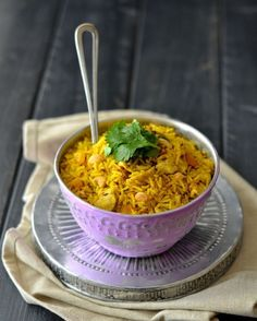Chicken biryani for you tonight ! Bon apptit ! cuisinehellip