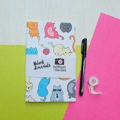 One Dog Lovers Journal, Handmade Notebook, 5x8 Midori Travelers Notebook Refill $6 **Useful as a bullet journal, prayer journal, bible journal, recipe journal, to do lists! by HotWheelsandGlueGuns