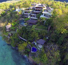 Villa Luxe | 3 bedrooms | Uluwatu #Bali #luxury #cliff #villa