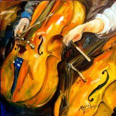 Abstract Cellos