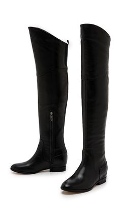eastbay sale online Sigerson Morrison Leather Knee-High Boots outlet with paypal order online clearance authentic BcasFW3x