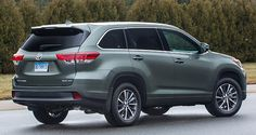 By means of the years the Toyota Highlander has ranked among the many greatest midsized, thre. 2015 Toyota Highlander, My Dream Car, Dream Cars, Volvo Suv, Best Compact Suv, Mid Size Suv, Lux Cars, Toyota Cars, Cars