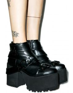 DollsKill: Cherish Platform Boots