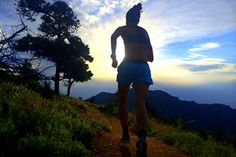 3 hard  trail  running workouts  you can do before  work