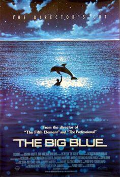 Le Grand Bleu/ The big Blue  http://en.wikipedia.org/wiki/The_Big_Blue