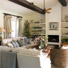 Salotto stile provenzale / Sitting-room