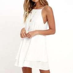 Women's Chiffon Spaghetti Strap Dress  #womensdress #beachlife #fashion #trending #fashionista #vacation #classic