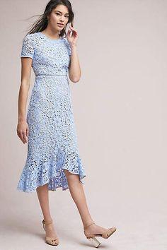 03a66fdf5d13 Anthropologie Dresses · Shoshanna Helena Trumpet Dress Romantic Outfit,  Boho Outfits, Casual Wedding, Wedding Attire,