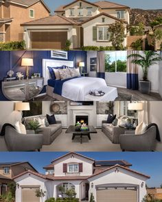 Everything's Included by Lennar, the leading homebuilder of new homes for sale in the nation's most desirable real estate markets. San Bernardino National Forest, Eagle Homes, Lake Elsinore, Big Bear Lake, Central Valley, New Community, New Homes For Sale, Aster, Bedroom Styles