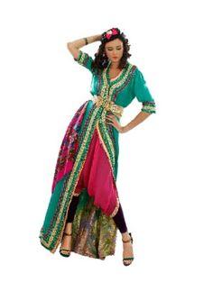 Moroccan Dress - Fashion