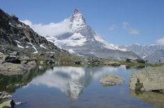 Matterhorn, on the way up to Gornergrat Zermatt, Swiss Alps, Travelogue, Travel Photos, Mount Everest, Trip Advisor, To Go, Photo And Video, Mountains