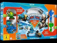 Skylanders Trap Team Starter Pack Standard Edition Nintendo Wii U