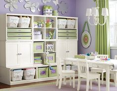 Pottery Barn Kids Cameron Playroom
