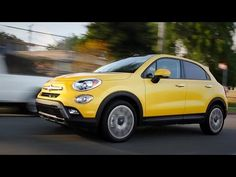 2016 Fiat 500X Video Review and Road Test by Kelley Blue Book's Micah Muzio