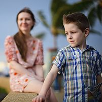Here are four steps for you to effect positive change. These positive parenting tips will help guide you and to strengthen your relationship with your child.