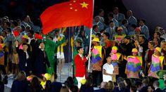 Mauvais drapeau pour la Chine