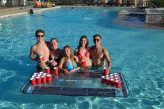 Perfect times for swimming | University of Arizona