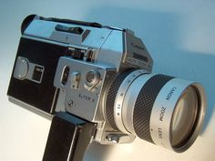 All sizes | Canon Auto Zoom 814 (1967), super 8mm movie camera with 1,4 / 7,5-60mm Canon C-8 zoom-lens. | Flickr - Photo Sharing!