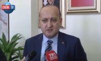 Yalçın Akdoğan, gündeme ilişkin soruları cevapladı