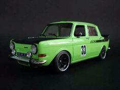 Simca 1000  Rally2
