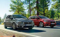 La serie 2 della BMW debutta su strada  Le cronache si sono occupate sempre più spesso della Serie 2 Active Tourer della Casa di Monaco di Baviera come prototipo, però ora si è ormai nella fase finale di produzione. La novità più importante che la Serie 2 porta con se è la trazione anteriore, la prima di cui è dotata una BMW costrui...