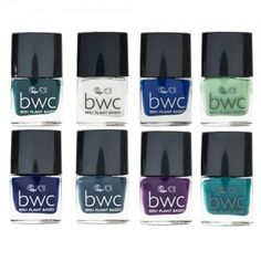 BWC Kind Colourful Nails - Water