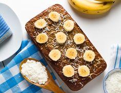 Pâine paleo cu banane şi chia