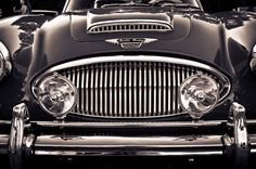 Austin Healy by Randall Miller on 500px