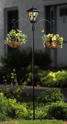 Shepherd Hooks For Hanging Baskets Shepherds Hook