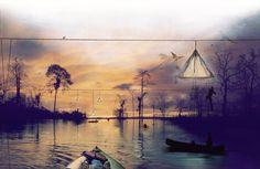 Galeria - Primeiro Lugar no Concurso de Ideias Nature Observatory of Amazonia (NOA) / Brasil - 01