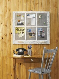 Holy Craft: Vintage Doors and Windows Vintage Windows, Vintage Doors, Old Windows, Antique Windows, Old Window Crafts, Window Art, Window Ideas, Easy Diy Crafts, Diy Projects To Try