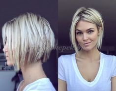 10 Stylish Short Hair Cuts for Thick Hair: Women Short Hairstyle - Short Hair Styles Popular Short Hairstyles, 2015 Hairstyles, Blonde Hairstyles, Celebrity Hairstyles, Popular Hairstyles, 1940s Hairstyles, Images Of Short Hairstyles, Medium To Short Hairstyles, Hair Images
