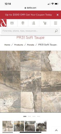 Daltile Round Rock X Porcelain Field Tile In Basalt - Daltile orlando fl
