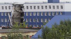 Mueren 23 militares rusos al derrumbarse un cuartel
