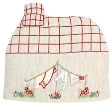 Cath Kidston - Embroidered Cottage Tea Cosy