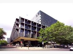 Breath taking office building at the heart of the Eversholt Street.