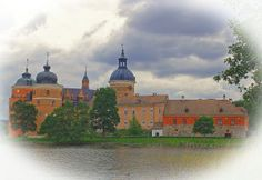 The castle of Gripsholm, Mariefred, Sweden.