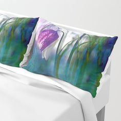 Chequered lily with its magical spirit Pillow Sham by mokkihopero designs. Pillow Shams, Buy Art, Nature Photography, Bedding, Lime, Spirit, Tapestry, Floral, Design