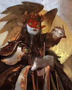 ArtStation – Eagle, Ahmed Aldoori – … – About Anime Fantasy Character Design, Character Design Inspiration, Character Art, Art And Illustration, Fantasy Kunst, Drawn Art, Arte Obscura, Illustrator, Ahmed Aldoori