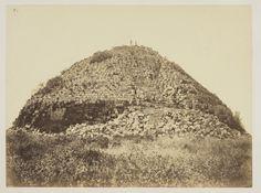 View of Kbor er Roumia, Félix Jacques Moulin, ca. 1856-1857