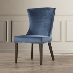 Corrigan Studio Virgil Parsons Chair | Amh: Summit House Dining/island |  Pinterest | Parsons Chairs, Arms And Modern