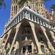 Incredible architecture #espana #catalunya #barcelona #spain