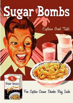 Sugar Bombs - Fallout 3 ad