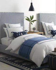 Twin Bed Sets With Comforter Product Coastal Master Bedroom, Coastal Bedrooms, Guest Bedrooms, White Bedroom, Bedroom Decor, Bedroom Neutral, Bedroom Lighting, Twin Bedroom Ideas, Luxury Kids Bedroom