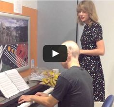 Taylor Swift Sings Duet with Leukemia Patient. So Touching!