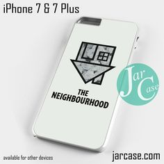 The Neighbourhood Logo YD Phone case for iPhone 7 and 7 Plus